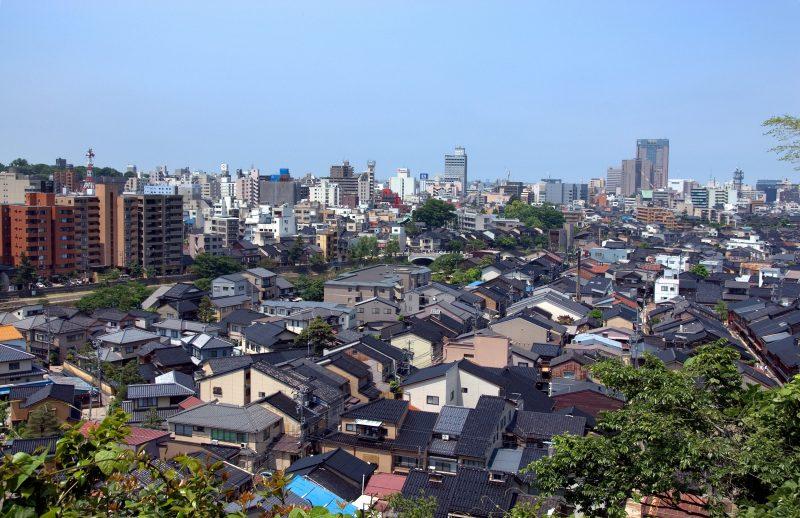 金沢 市街