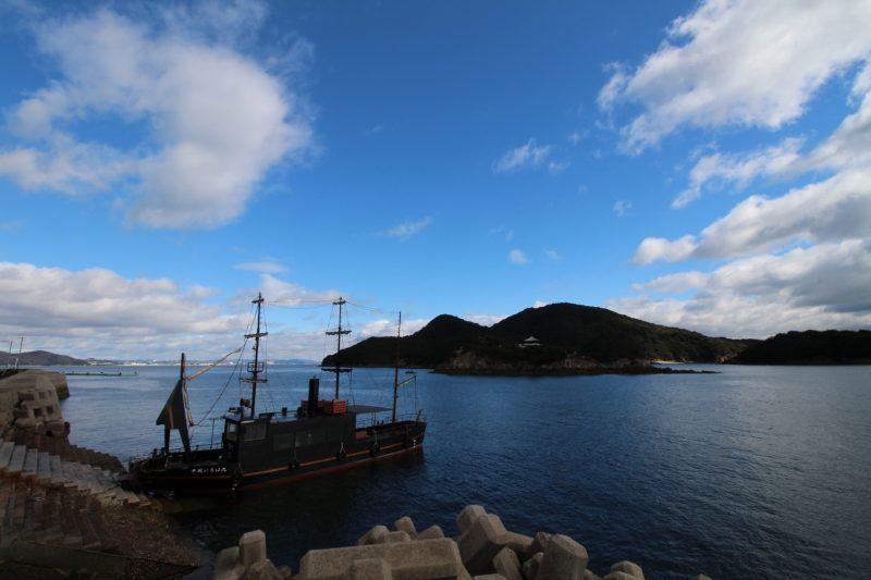 福山仙酔島