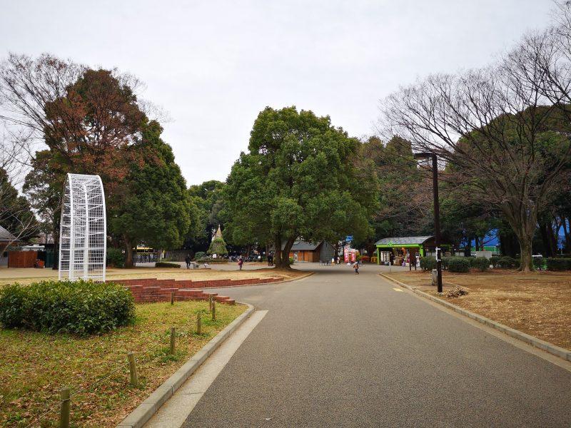 代々木公園 ゴール